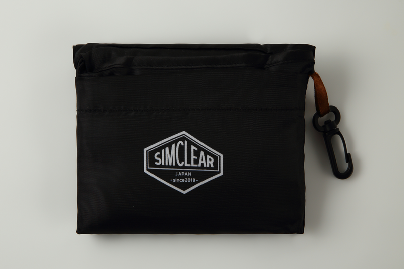 【SIMCLEAR】エコバッグ(ECOBAG)